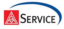 IG Metall Servicegesellschaft Logo Image
