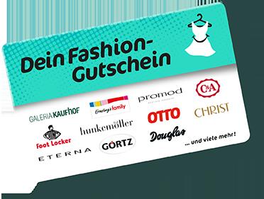 DeinFashionGutschein Logo Image