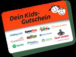 DeinKidsGutschein Logo Image